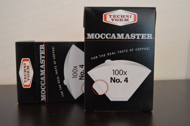 Moccamaster fitry
