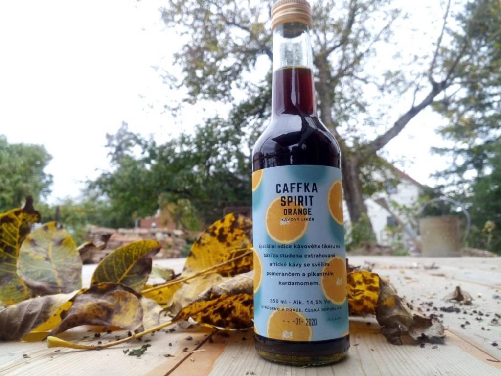 Caffka Spirit Orange