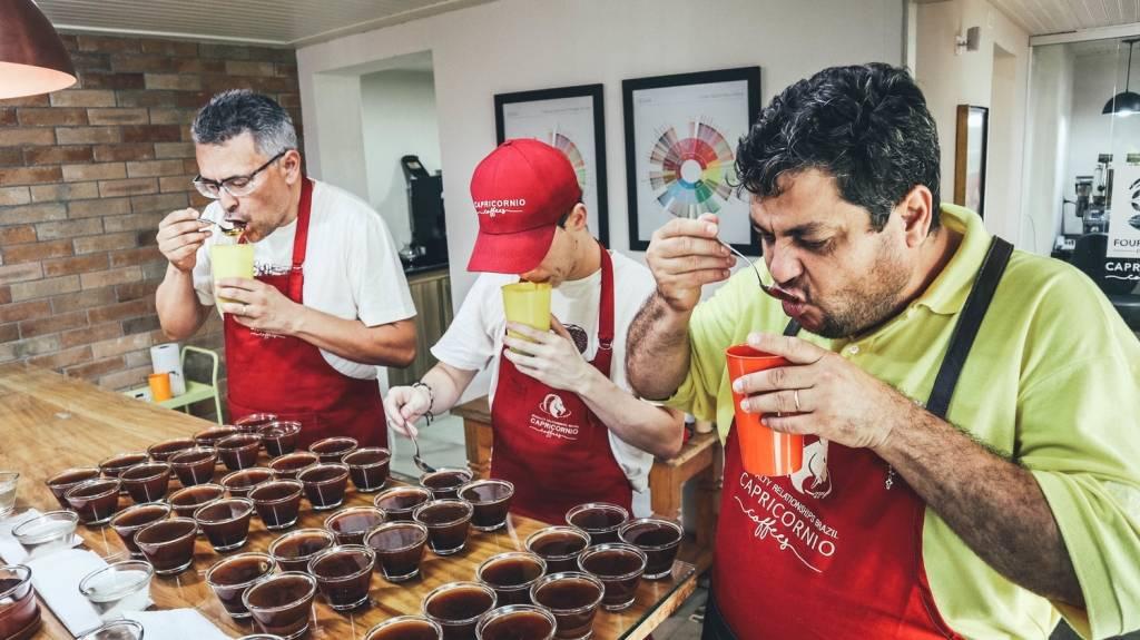 Brazilie Capricornio - Espresso Signature: 1000g